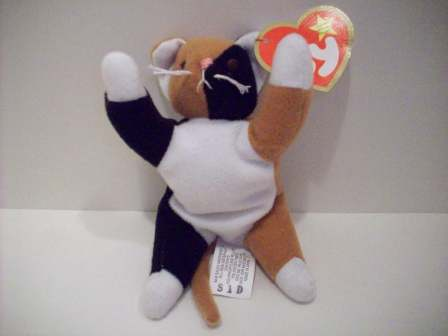 1999 McDonalds - #12 Chip - Teenie Beanie